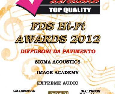 Image Academy, FDS Awards 2012