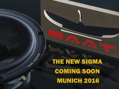 The New Sigma Coming Soon Munich 2016 MAAT