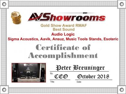 AV Showrooms 2018